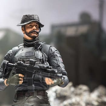 """Pre-Orders Go Live For """"Call Of Duty"""" Captain Price McFarlane Collectible Figure"""