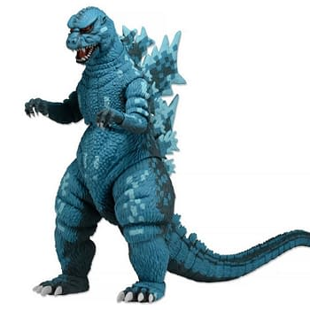 NECAs Next Video Game Figure is Godzilla Up For Order Now