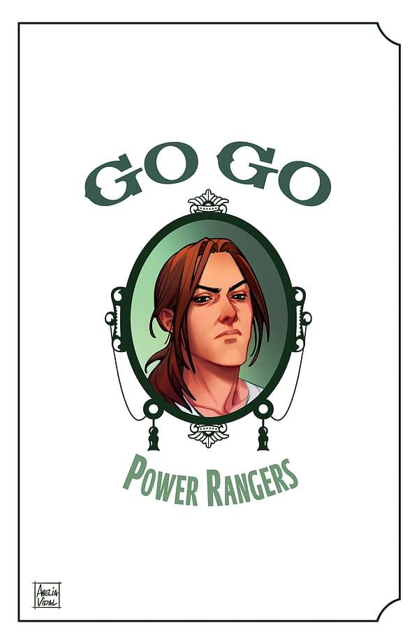 Go Go Power Rangers #27 [Preview]