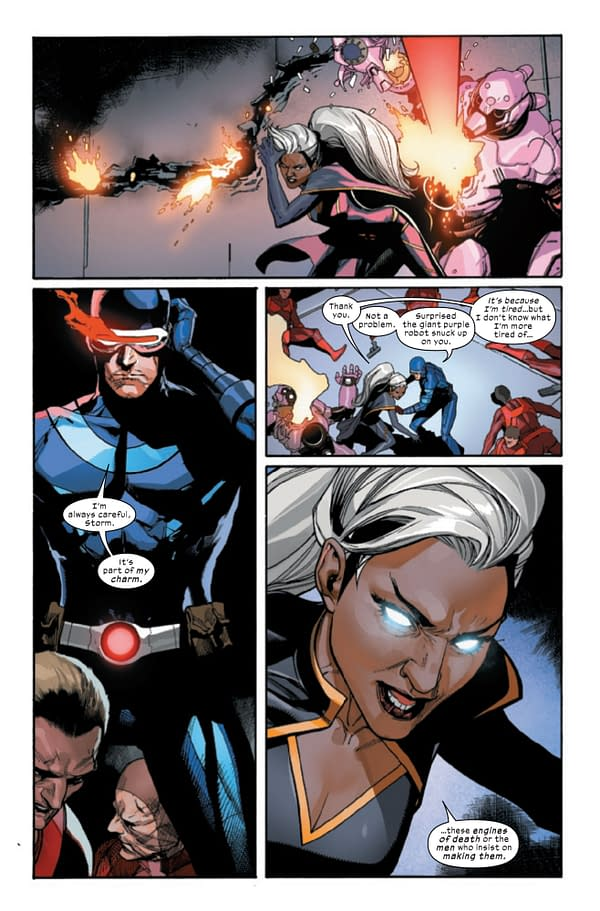 X-Men #1 [Preview]