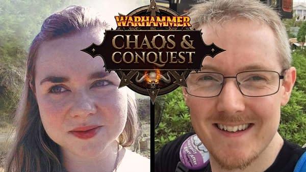 Warhammer: Chaos & Conquest interview