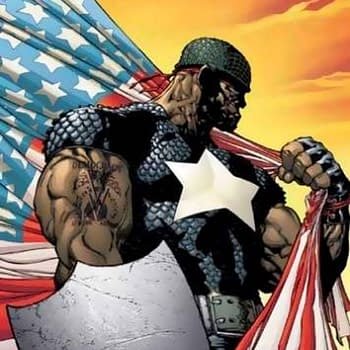 "Comics and Complication:  Problematic ""Patriotism"""