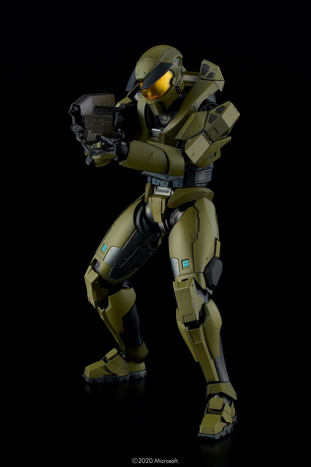 Master Chief is Ready for Deployment with New Figure from 1000 Toys