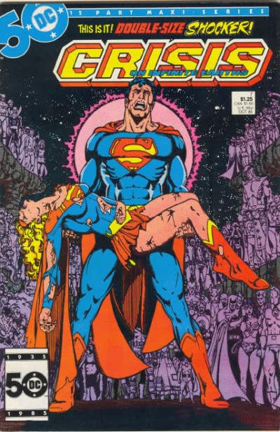 Now George Pérez Is To Draw An Issue Of Supergirl
