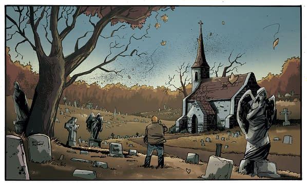 Graveyard tease