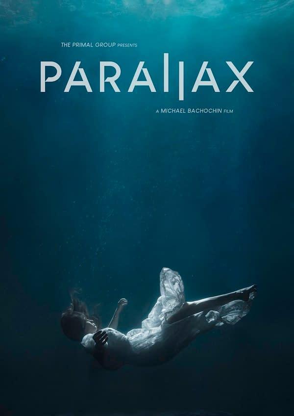 Bande-annonce et affiche pour la fiction dramatique Parallax, sortie le 10 juillet