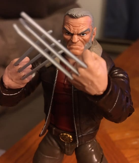 Hasbro Marvel Legends Old Man Logan Needs To Be Added To Your Toy Shelf