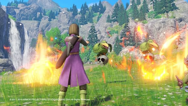 """2D Mode is the Best Part of """"Dragon Quest XIS: Echoes of an Elusive Age- Definitive Edition"""""""