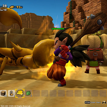 Square Enix Shows Off Dragon Quest Builders 2 at PAX East 2019