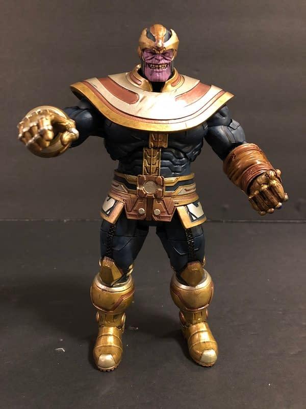 Marvel Select Thanos Disney Exclusive 3