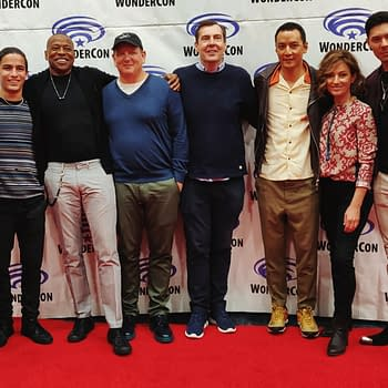 AMCs Into the Badlands Takes Fans Behind the Martial Arts [WonderCon 2019]