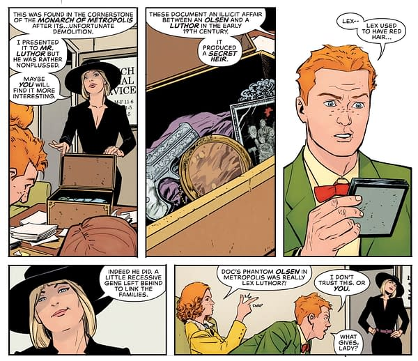 Jimmy Olsen #12 Changes The Very Nature of Superman Comics (Spoilers)