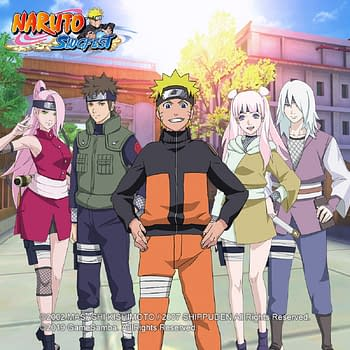 Mars Games Reveals New 3D Open World MMORPG Naruto: Slugfest