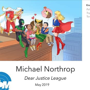 Michael Northrop on How Being a Sports Reporter Led to Writing Dear Justice League