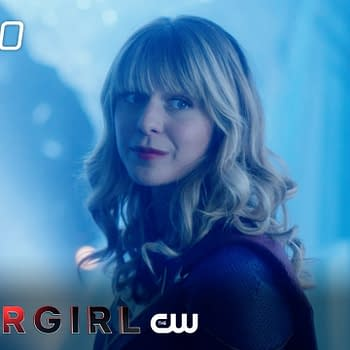 Melissa Benoist stars in and directs to next episode of Supergirl, courtesy of The CW.