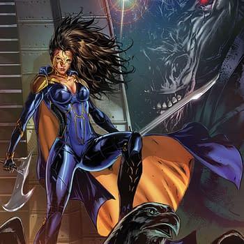 Belle a Grimm Superhero Leads Zenescopes October 2020 Solicitations