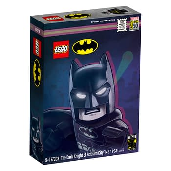 Batman 80th Anniversary LEGO Exclusive Coming to SDCC