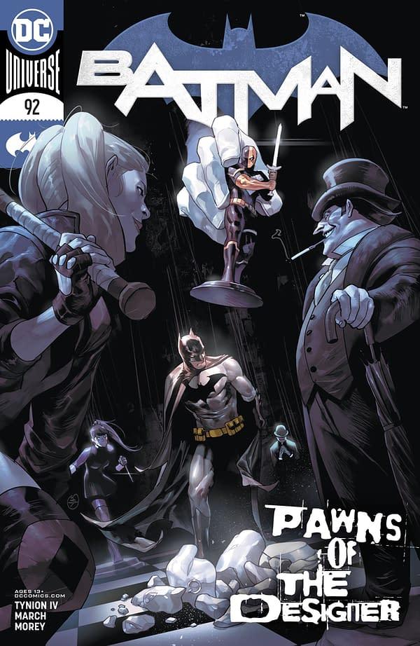 Batman #92, DC Comics