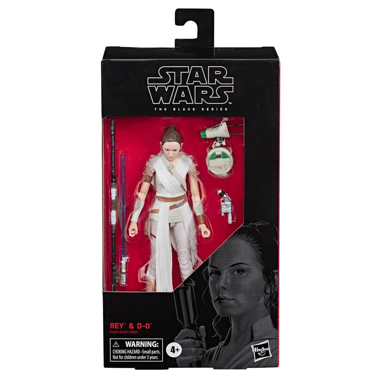 The Rise of Skywalker Black Series Star Wars Figures Announced