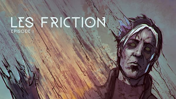 Les Friction has launched a Kickstarter to fund a comic book based on its music.
