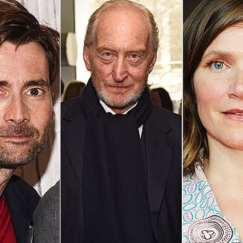 David Tennant Jessica Hynes and Charles Dance Join Cast of Hang Ups