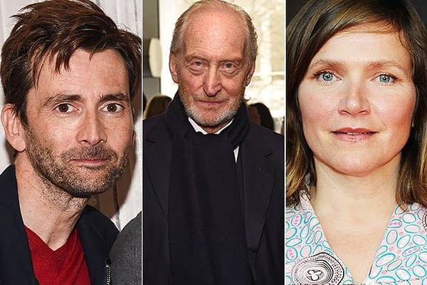David Tennant, Jessica Hynes, and Charles Dance Join Cast of 'Hang Ups'
