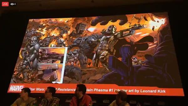 Star Wars Celebration Confirms Greg Pak Writing Ongoing Star Wars Comics