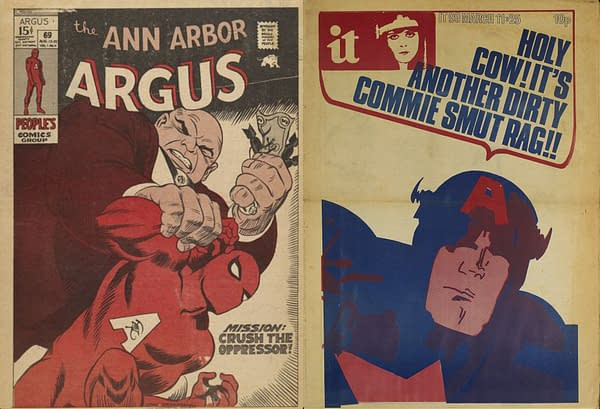 Marvel Declassified 3: All Sorts of Subliminal Messages