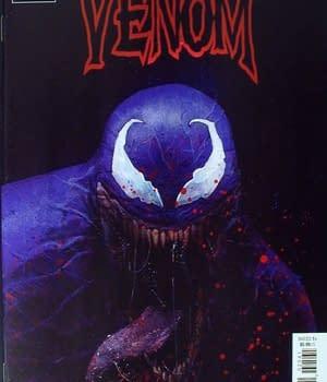 Venom #25 Gerardo Zaffino Cover