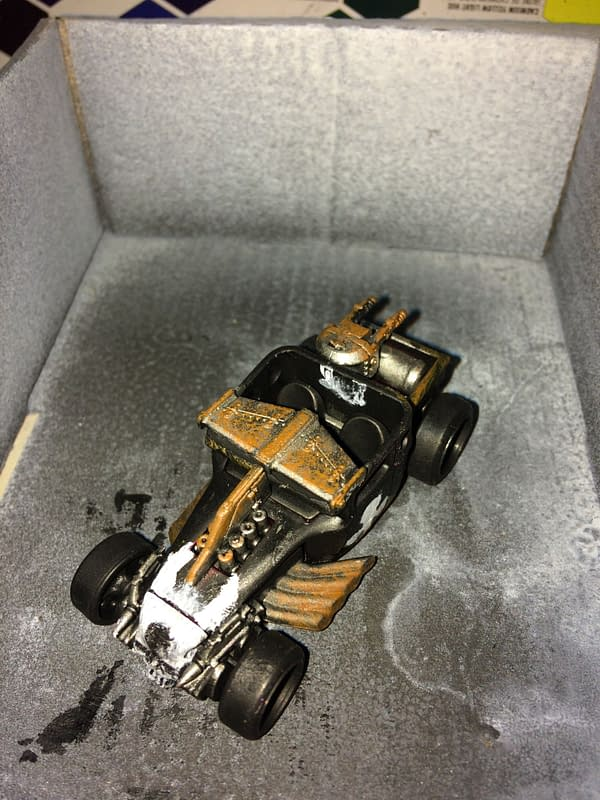"Hobby: Journey of a ""Gaslands"" Newcomer, Part 2"