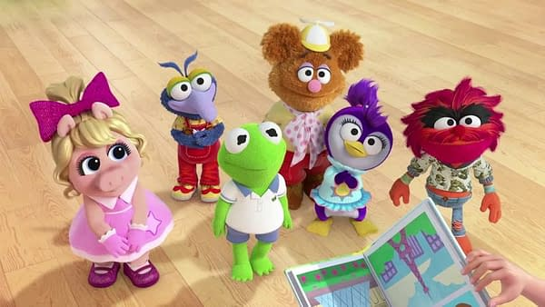 disney goldsberry muppet babies theme