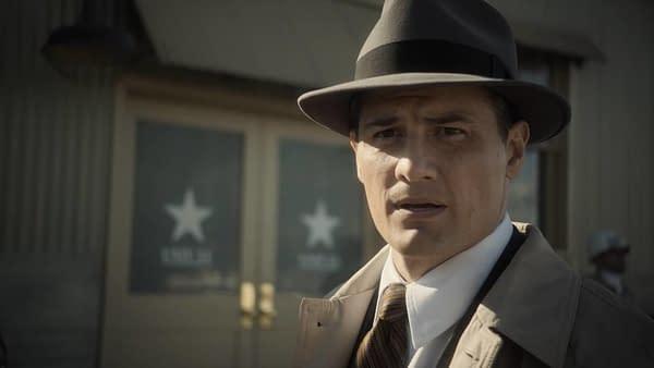 Enver Gjokaj's Daniel Sousa guest stars on Marvel's Agents of S.H.I.E.L.D. season 7, first-look image courtesy of ABC and EW.