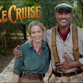 First Look at Disney's The Jungle Cruise with Emily Blunt and The Rock