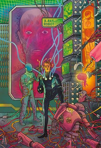 Dark Horse Comics April 2020 Solicitations
