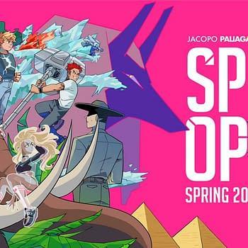 Space Opera &#8211 A Ballistic Teenage Adventure from Jacopo Paliaga and Eleonora Bruni for Spring 2019