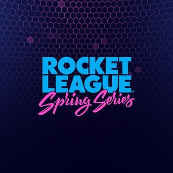 Rocket League Spring Series Logo