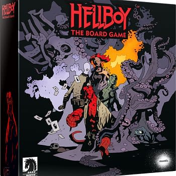 Hellboy Board Game Adds Expansion Before Its Been Released