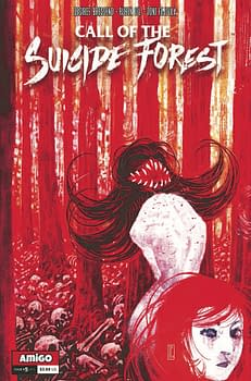 Suicide Forest Ends and Titan Begins: Amigo Comics May 2018 Solicits