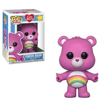 Funko Care Bears Cheer Bear Pop