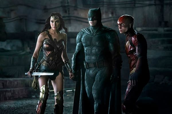"""Ben Affleck Says The Justice League Film Is """"About Hope"""""""