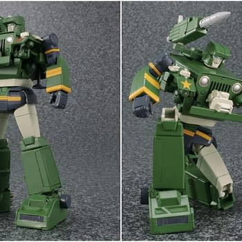 Transformers Maserpiece MP-47 Hound Available to Preorder