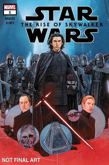 Marvel Comics Cancels Star Wars: Rise Of Skywalker