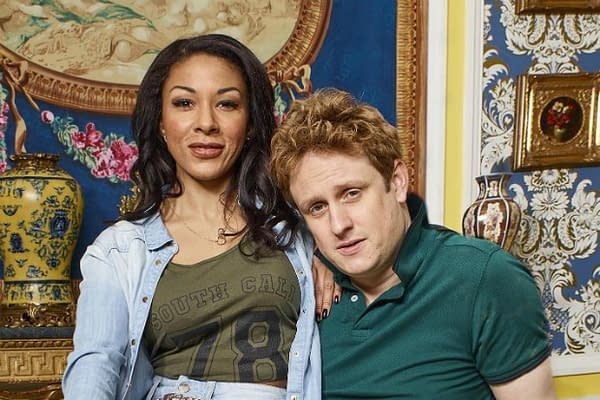 Channel 4's The Windsors Returns - and are Psychic About Meghan and Harry