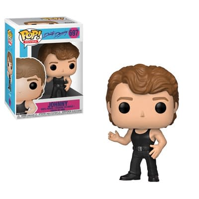 Funko Dirty Dancing Johnny Pop