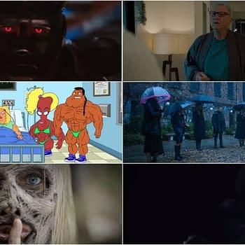 Bleeding Cools TV Scorecard: January/February 2019 Premieres &#038 Returns (UPDATED)