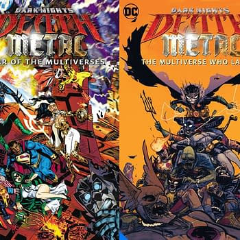 Death Metal Gets New One Shots Including The Last Stories of the DCU
