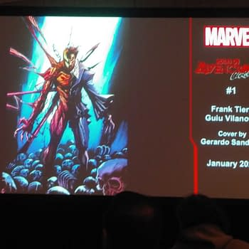 Ruins of Ravencroft Spins Out of Absolute Carnage at Marvel in January