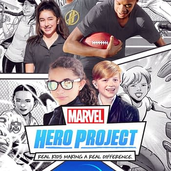 Marvel Puts Comics from Disney+ Hero Project on Marvel Unlimited