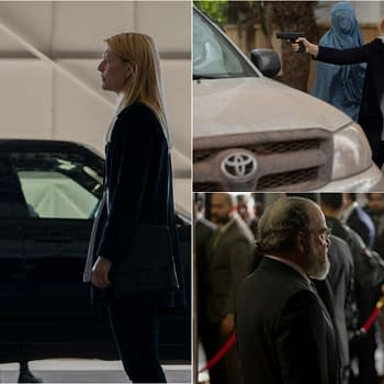 Homeland Season 8 Chalk One Up: Has Carries Secret Already Been Found Out [PREVIEW]