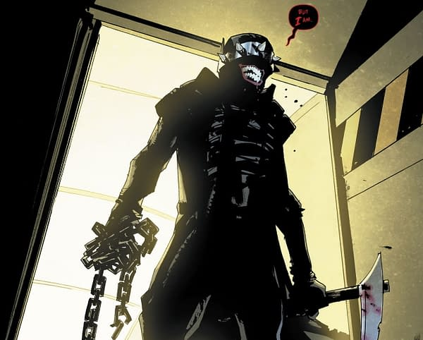 The Batman Who Laughs by Jock